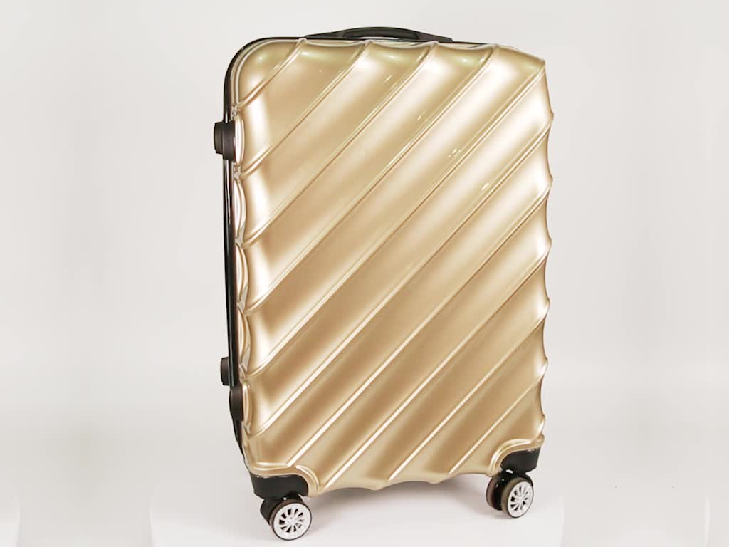 Conception populaire PC Bagages Sac Voyage Coquille Dure Bagages Cabine