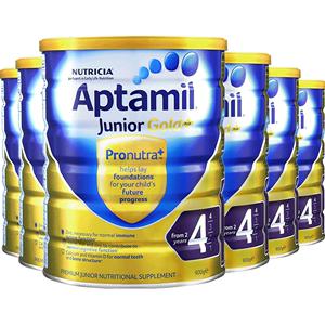 新西兰aptamil进口金装版4段奶粉