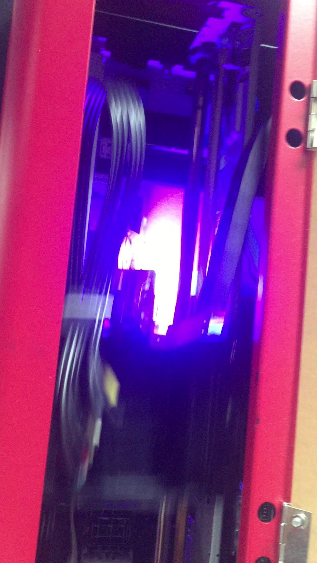 Tự động và nhiều màu A3 máy in UV cho pen, vỏ điện thoại di động, đĩa, bóng golf