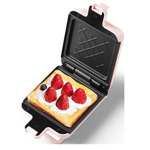 九阳三明治机早餐机轻食机华夫饼机家用小型多功能加热吐司压烤机