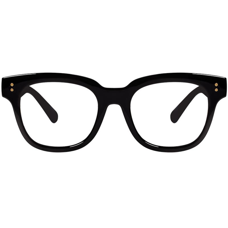素颜神器女大脸显瘦网红款粗眼镜框评价好不好