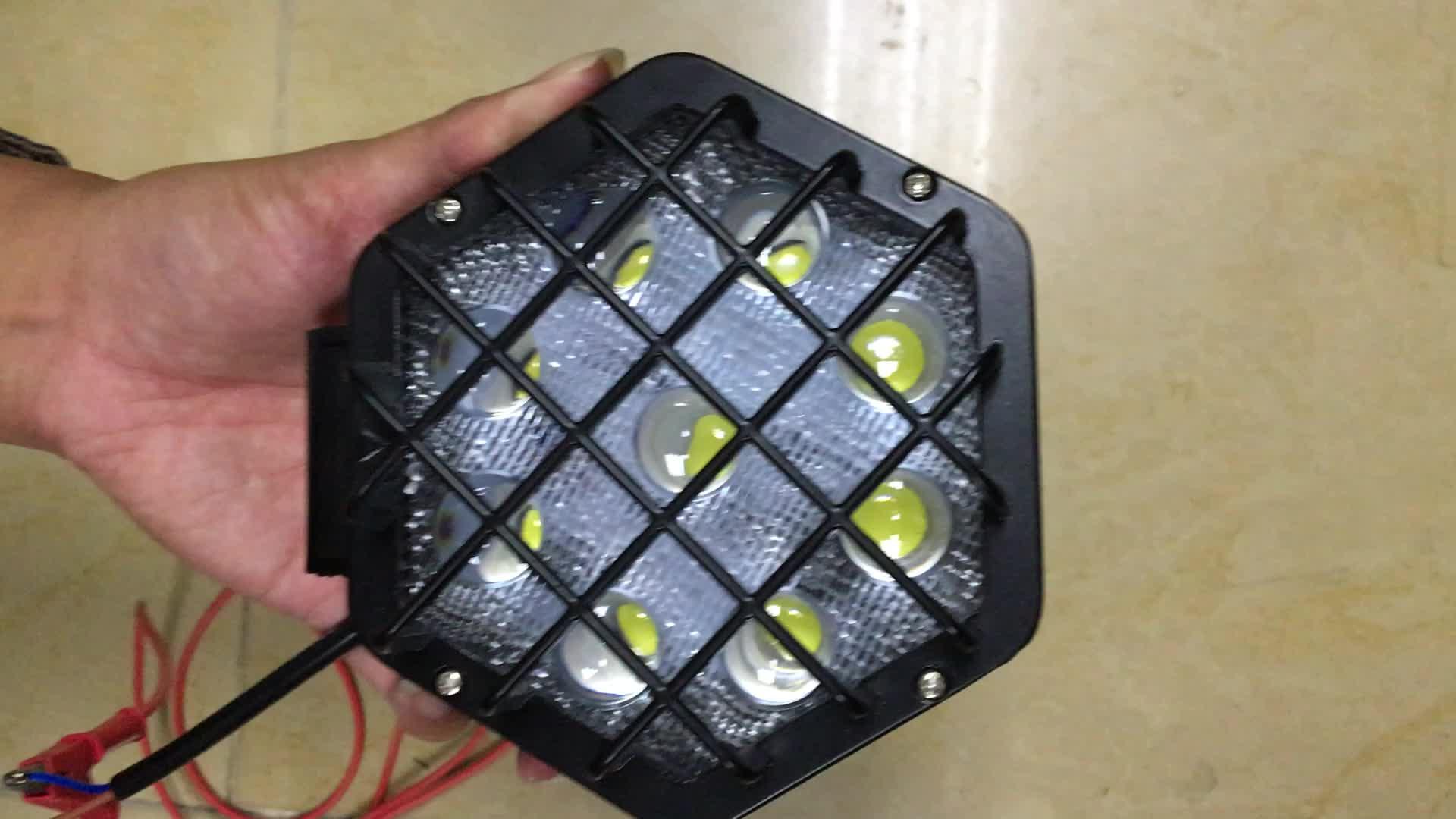 5D LED Arbeitsscheinwerfer Arbeitsscheinwerfer LED Arbeitsscheinwerfer 48W LED