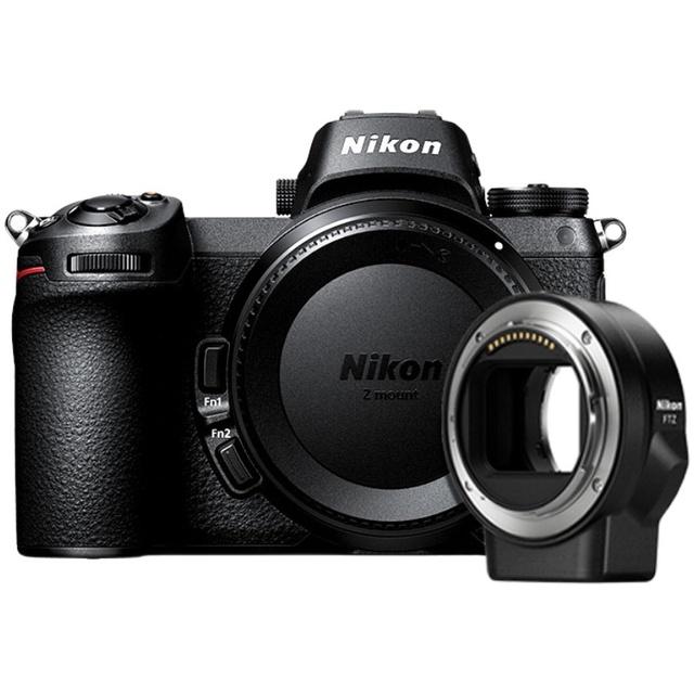 【24期免息】尼康Z6单机身 z6 24-70套机 全画幅无反微单数码相机