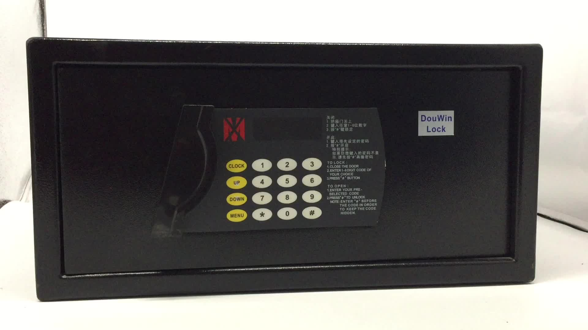 Electronic Digital Safe Box Time Lock With Digital Way To