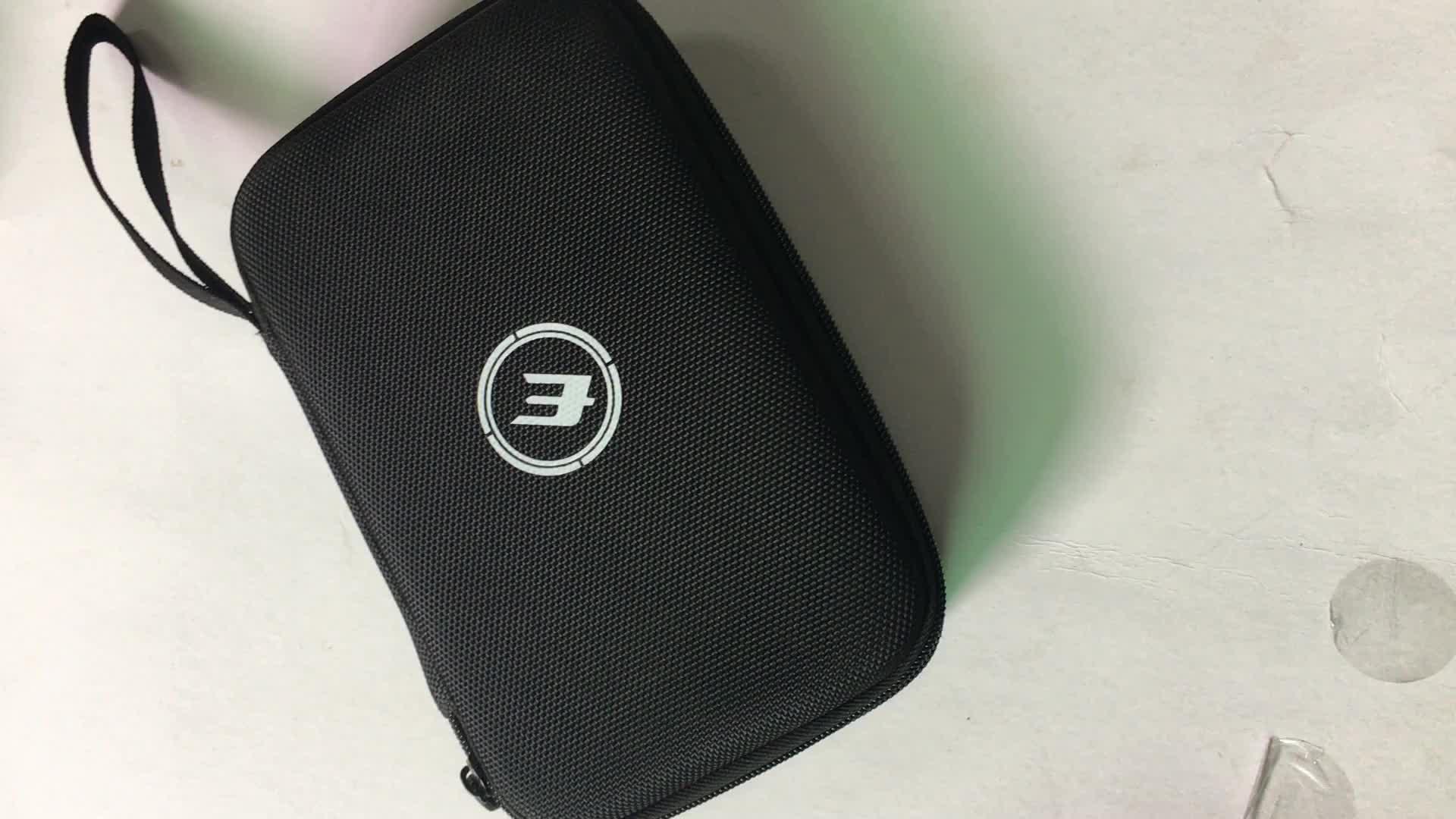 GC- EVA hard case with oxford fabric eva Foam protection case