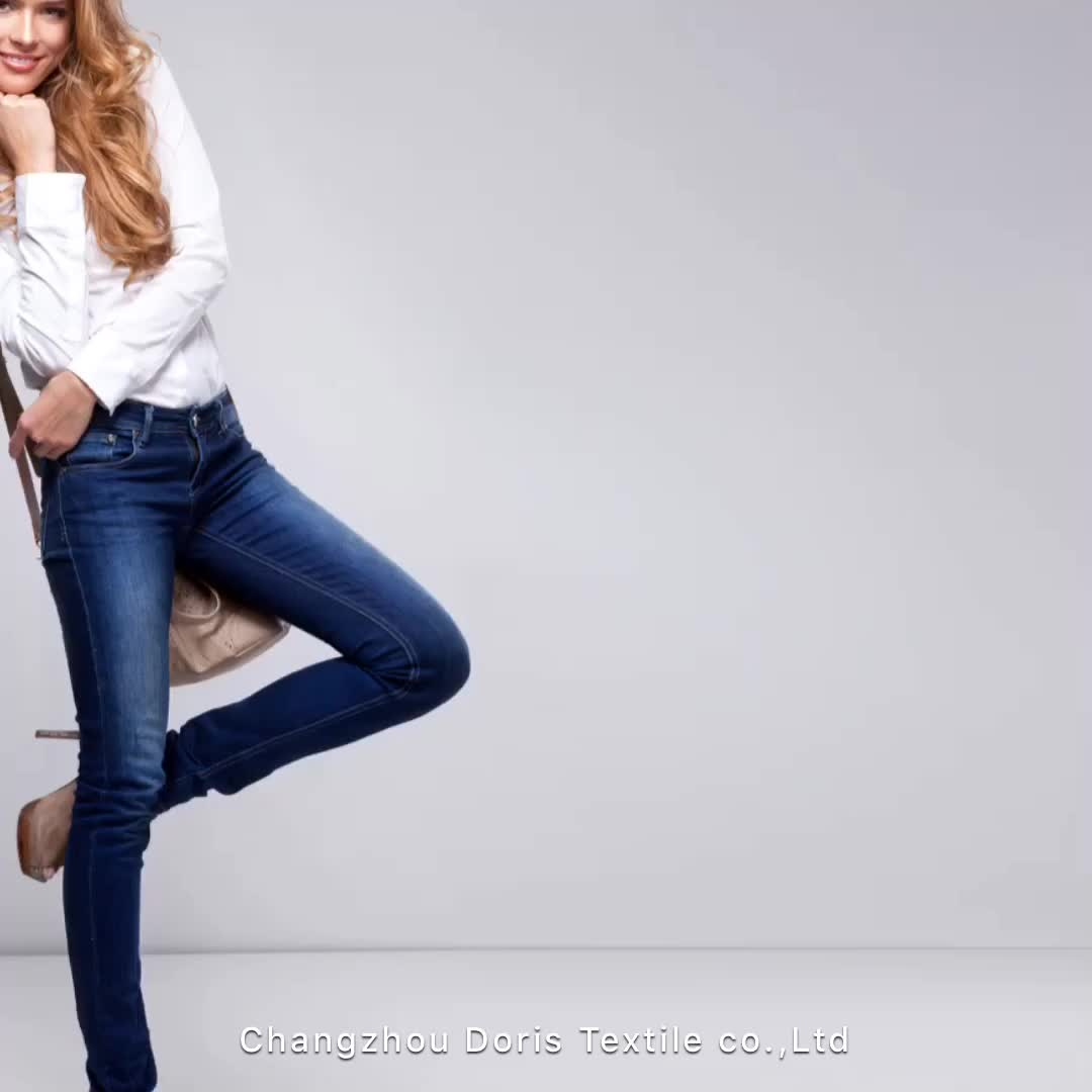 Gewebt Technik und 100% Baumwolle Material dicke denim stoff für Jeans Gewebt Denim