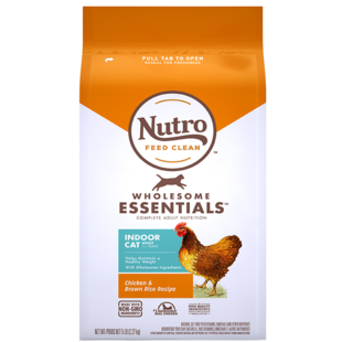 美士Nutro进口天然粮室内鸡肉猫粮5磅
