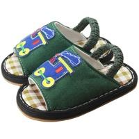 秋冬防滑软底棉布1-3-5岁男童拖鞋怎么样