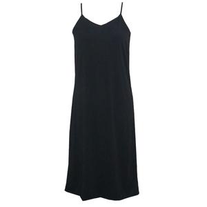 2021夏季性感v领无袖吊带连衣裙