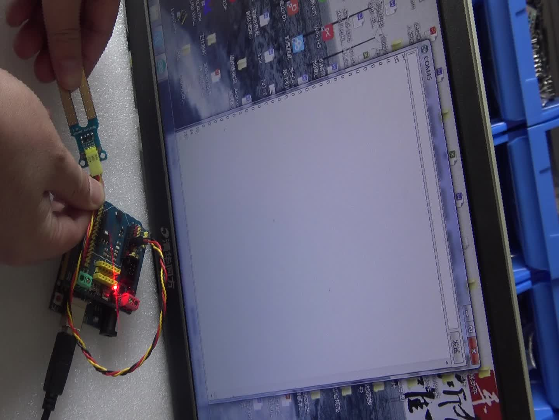 Soil Moisture Sensor Module for  Arduino Compatible