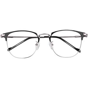 领【40元券】购买男潮有度数光学散光定制眼镜