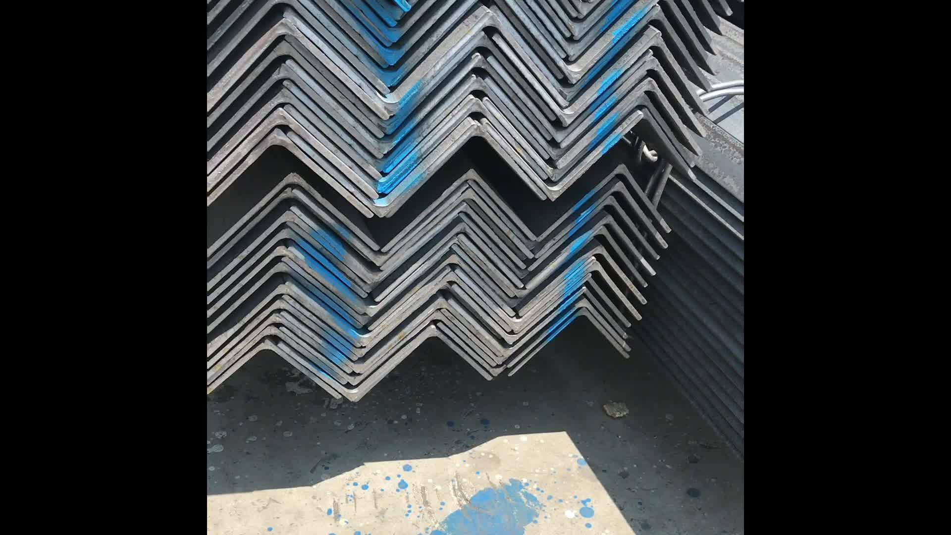 Construcci n estructural acero suave ngulo de hierro - Angulos de hierro ...