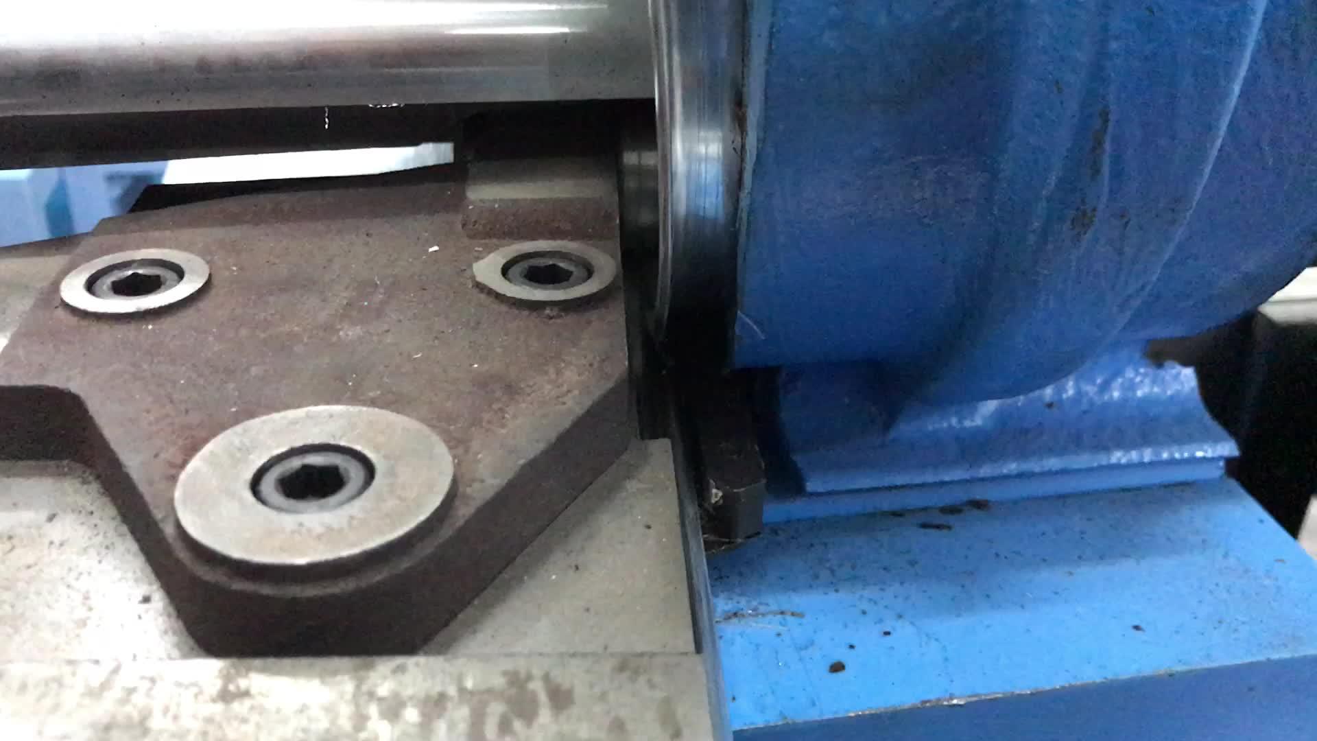 spiral helix machine for spiro duct
