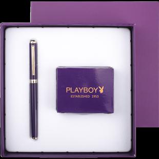 playboy /花花公子女式细钢笔高档