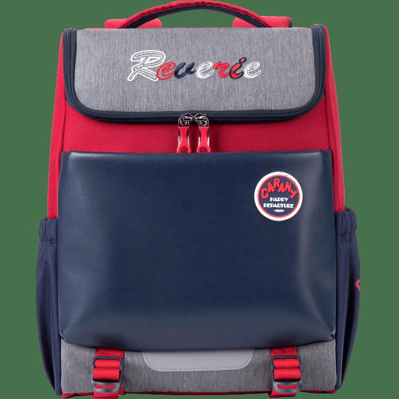 卡拉羊书包女1-3-4-6小学生网红减负护脊背包男防水校园学生书包