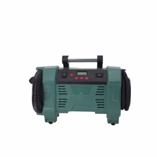 Profesyonel taşınabilir lastik şişirme, 12 v dc klima kompresörü ve araba hava kompresörü
