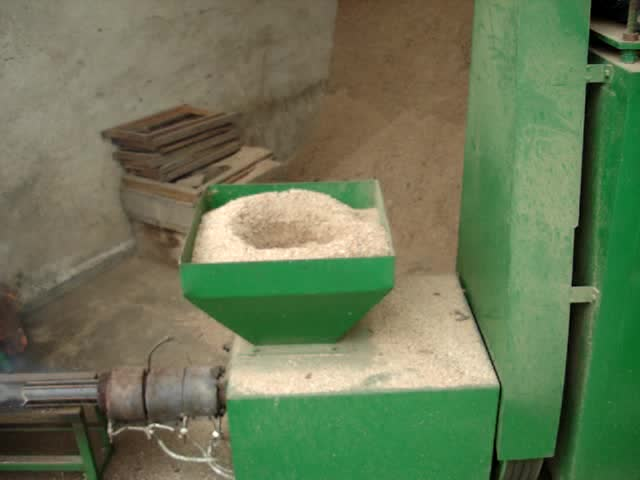 rice husk small stick forming machine price for making charcoal BBQ