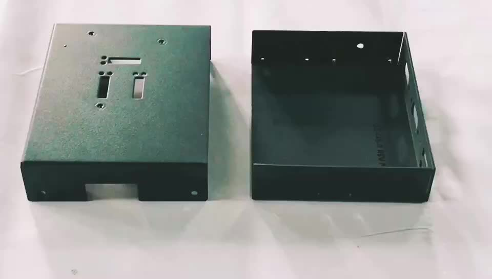 Small mechanical enclosures custom sheet metal products