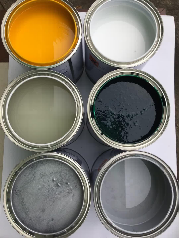 Epoxy Paint Colors : Hot sale k car paint colors mixing system epoxy primer