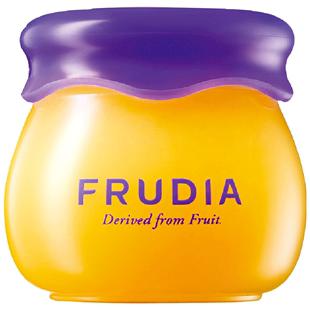 韓國Frudia蜂蜜小蜜罐潤唇膏女保濕滋潤補水唇部護理口紅打底唇膜