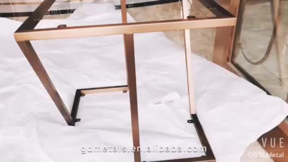 Stainless steel metal furniture chassis professional custom design OEM&ODM production.