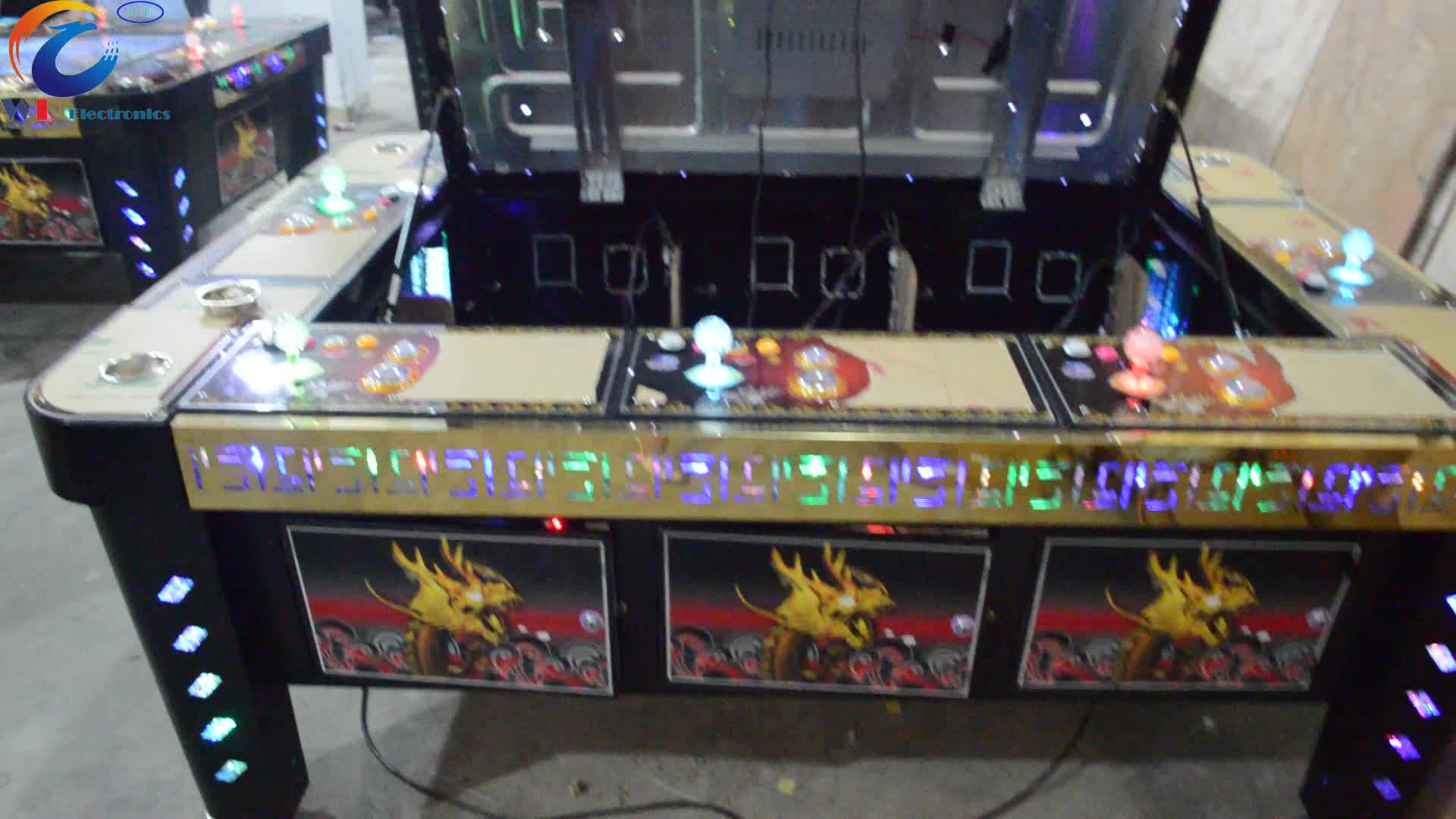 Fishing game machine crocodile fish hunter arcade games for Fish arcade game