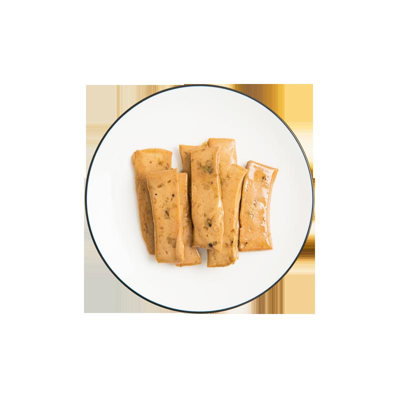 网易严选 手磨豆干 268克 豆腐干卤味香嫩小零食 豆制品素肉小吃