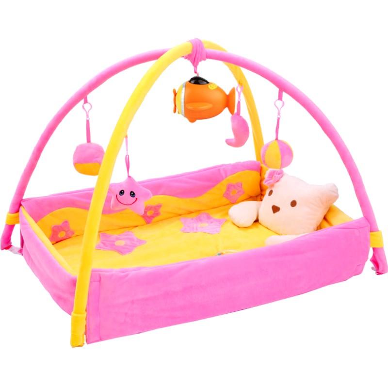 新生儿婴儿礼盒套装刚出生宝宝满月礼物母婴用品衣服初生送礼玩具