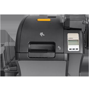 zebra斑马zxp9再转印人像卡打印机