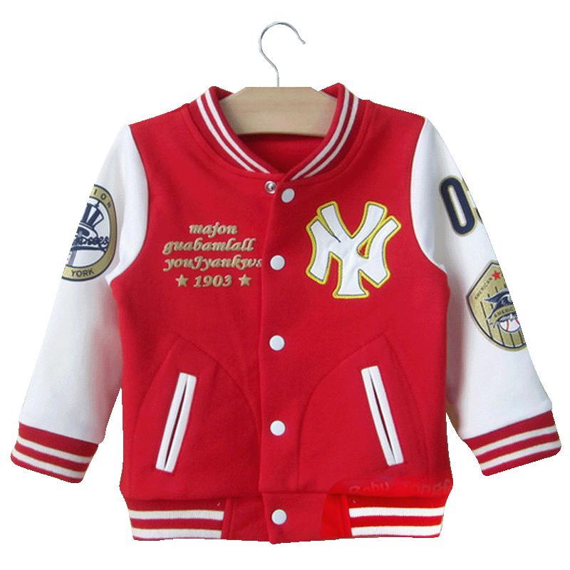 婴幼儿童秋装0一1-2-3岁男宝宝外套春秋洋气潮婴儿棒球服开衫韩版
