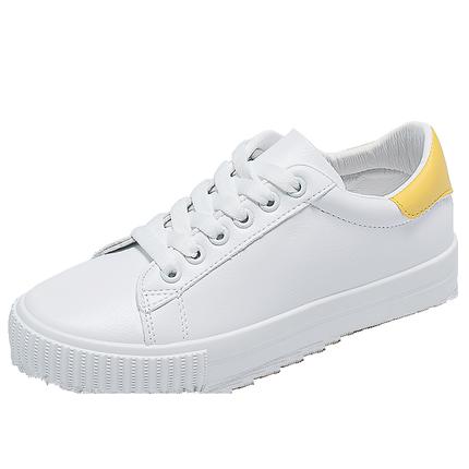 小白鞋2018秋季新款韩版平底女鞋