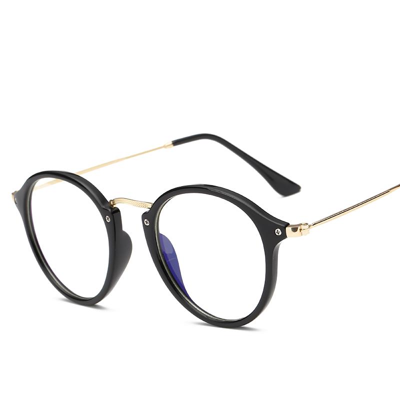 防辐射眼镜男女防蓝光眼镜手机电脑护目镜无度数护眼平光镜