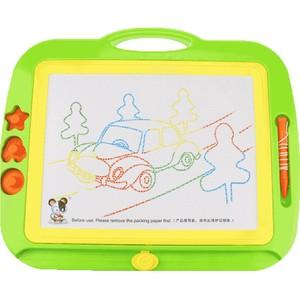 加大厚彩色磁性宝宝玩具画画板