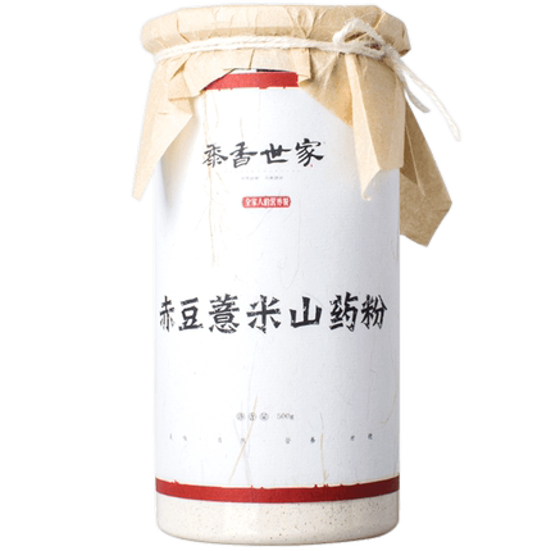 黍香世家红豆薏米500g早餐代餐赤豆