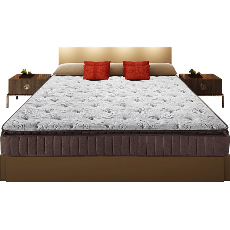 雅兰床垫1.5 m1.8米床静音弹簧床垫好用吗