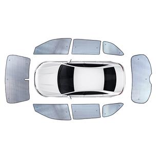 適用日產新奇駿專用遮陽簾防曬隔熱遮陽板車窗窗簾前檔汽車遮陽擋