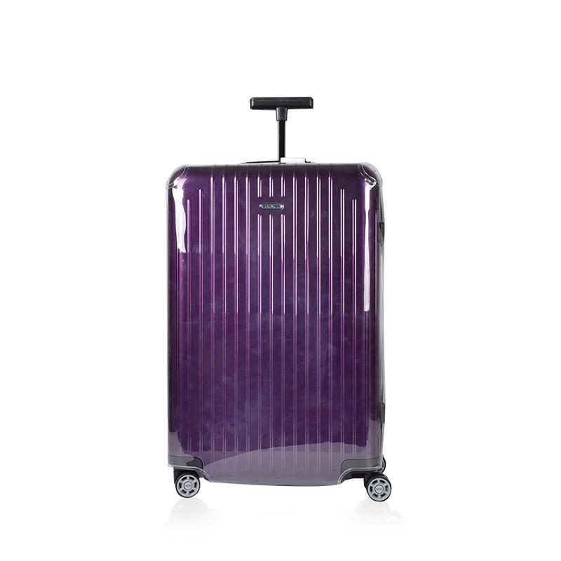 适于日默瓦保护套箱套拉杆旅行箱透明套拉链无需脱卸防尘2830寸