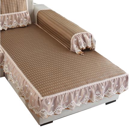 夏季凉垫凉席防滑冰丝简约沙发垫