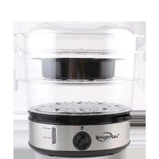 美国weighmax大容量三层家用电蒸锅