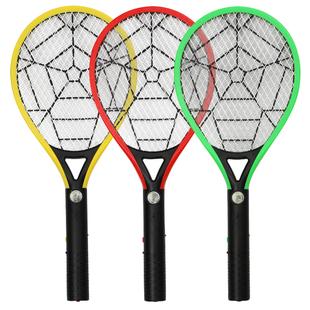电蚊拍可充电式家用y强力大号蚊子