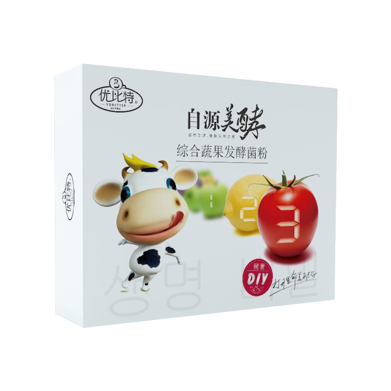 优比特鲜酿酵素专用菌自制水果