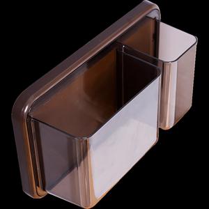 必中磁铁厨房冰箱侧面杂物架挂架