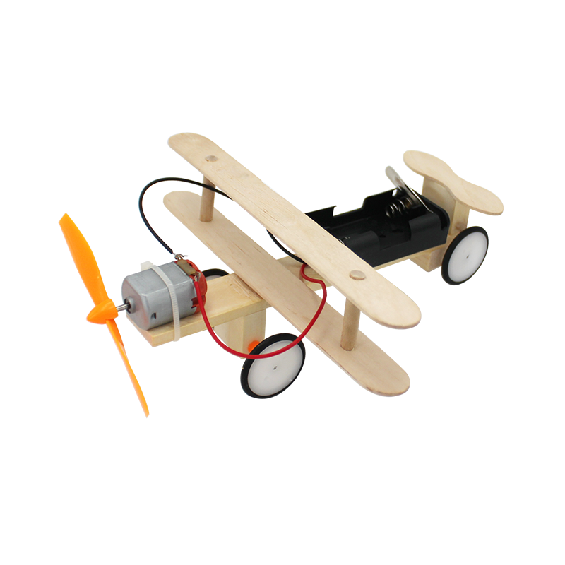 科技小制作小学生益智玩具飞机滑翔机