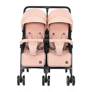 双胞胎婴儿轻便可坐躺大小宝婴儿车