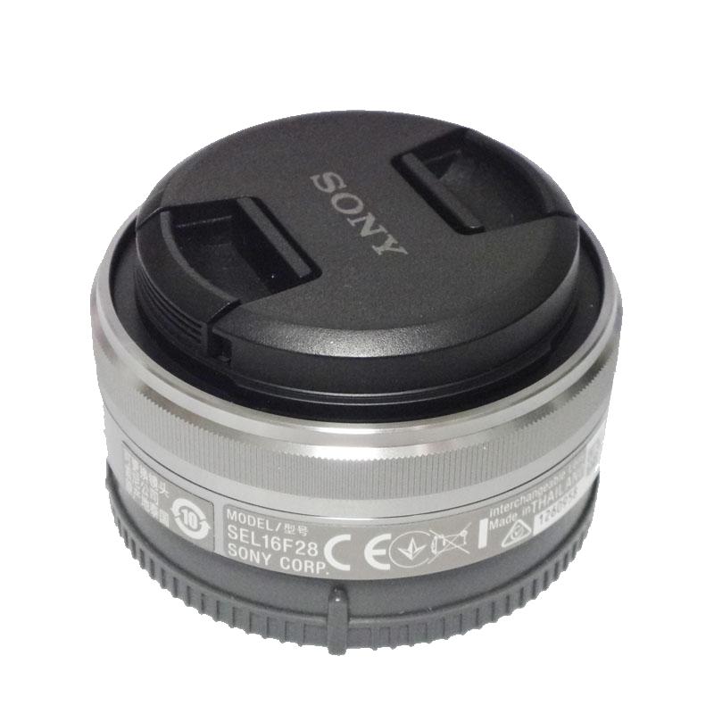 Sony/索尼 微单NEX-5C 定焦SEL16F28 E16F2.8 饼干镜头 大陆行货