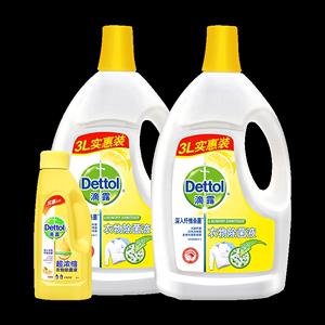【猫超】滴露柠檬衣物除菌液24.72斤