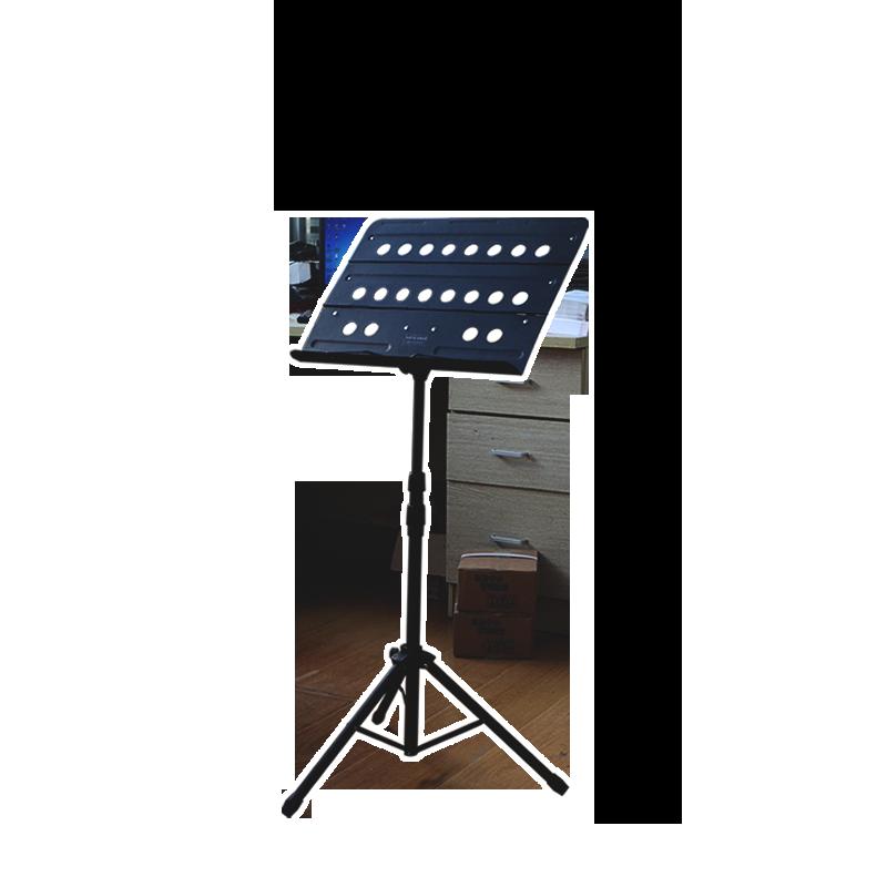 谱架 乐谱架可折叠升降曲谱架吉他古筝琴谱架小提琴歌谱架子通用