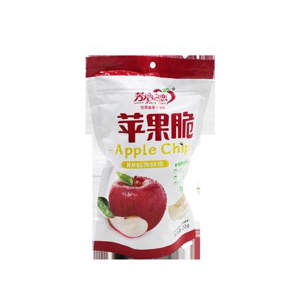 芳心之恋苹果脆片儿童孕妇苹果干