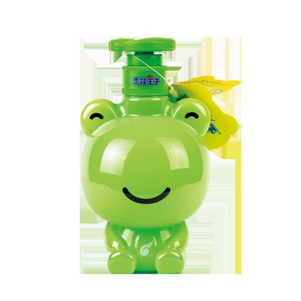 青蛙王子宝宝洗手液泡沫丰富可爱