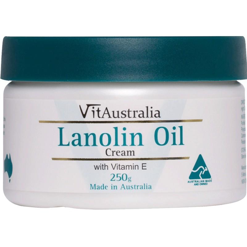 澳洲进口vitaustralia绵羊油润肤霜质量怎么样